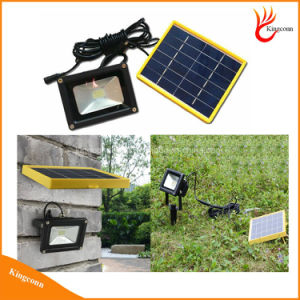 Waterproof Outdoor 3W LED Spotlight Solar Garden Floodlight for Lawn pictures & photos