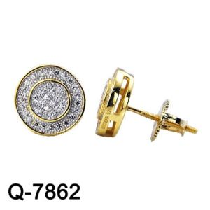 Imitation Jewelry Earrings Silver 925 Factory Wholesale pictures & photos
