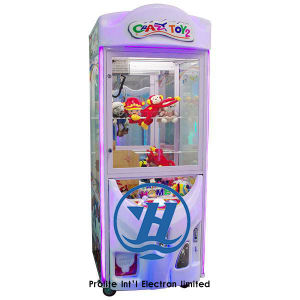 Gift Claw Crane Game Machine Vending Machine for Sale (ZJ-CG17) pictures & photos