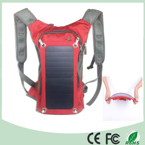 Hot Selling Outdoor Sport Solar Charging Backpack (SB-178) pictures & photos