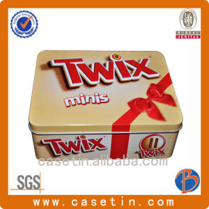 Custom Gift Box Manufacturers Gift Tin Box pictures & photos