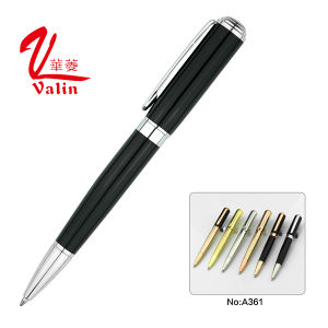 New Arrival Thick Promotional Metal Pen Luxury Ball Pen on Sell pictures & photos