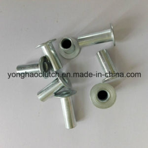 Hollow Tubular Rivet M13 8X20mm DIN7338c 13-13 Zinc White Plated pictures & photos