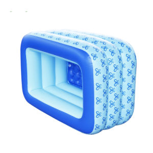 130cm PVC Inflatable Swimming Pool pictures & photos