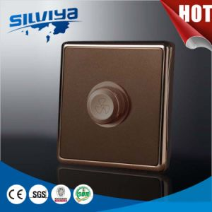 High Quality UK Fan Speed Dimmer Switch pictures & photos