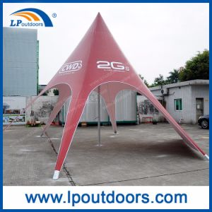 8m Beach Sun Star Shade Spider Tent for Advertising pictures & photos