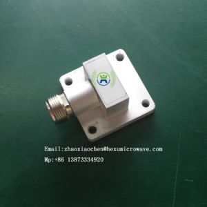 Wireless TV Broadcasting Waveguide to N Adapter Unit pictures & photos