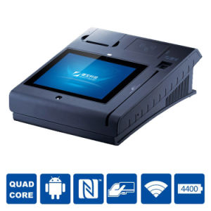 Jepower Android Magnetic Card Reading Touch Screen POS pictures & photos