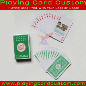 300 Gram Thickness Playing Cards pictures & photos