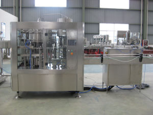 Carbonated Water Filling Machine (DCGF16-12-6) pictures & photos