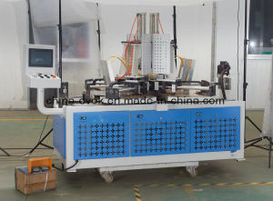 Good Quality Wood Cabinent Frame High Frequency Corner Joint Machine (TC-868) pictures & photos