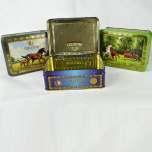 Custom Tea Packaging Box, Tea Gift Box, Tea Tin Box Made in China