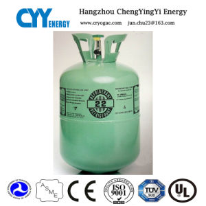 High Quality 99.8% Purity Mixed Refrigerant Gas of Refrigerant R22 pictures & photos