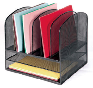 Office Supply Organizer/ Metal Mesh Stationery Organizer/ Office Desk Accessories pictures & photos