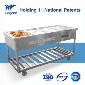 Stainless Steel Bain Marie with Wheels pictures & photos