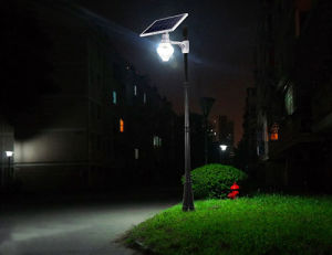 Morden Type Powerful Garden Solar Light for Garden with Super Brightness LED Chips pictures & photos