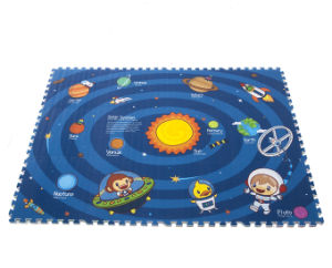 Baby Play Mat Stitching Style Lock Safety Material Practice Crawling for Baby 0845b pictures & photos