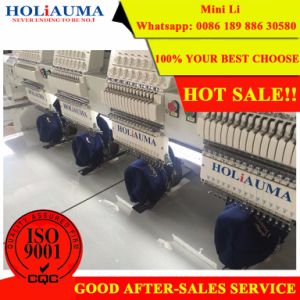 Four Heads Tshirt Company Equipment Sewing Embroidery Machines, 100% Your Best Choose pictures & photos