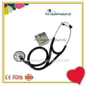 Hospital Doctor Dual Head Stethoscope pictures & photos