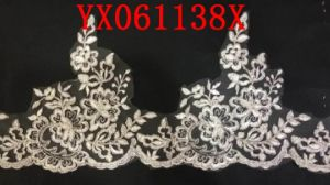 Embroidery Lace Trim for Garments pictures & photos