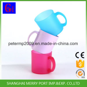 China Product Cheap Reusable Plastic Cup with Handle pictures & photos