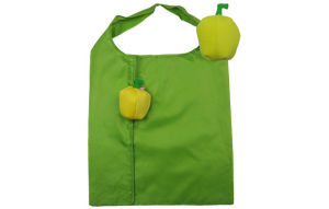 Foldable Shopper Bag, Fruits Cabbage Style, Reusable, Lightweight, Grocery Bags and Handy, Gifts, Promotion, Accessories & Decoration pictures & photos