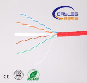 LAN Cable Communication FTP Cat5e LAN Network Cable Cable Manufacturer pictures & photos
