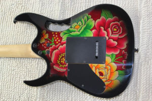 Hanhai Music / Beautiful Electric Guitar with Floyd Rose pictures & photos