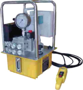 Electrical Hydraulic Pump Used for Hydraulic Wrench Jack Puller pictures & photos