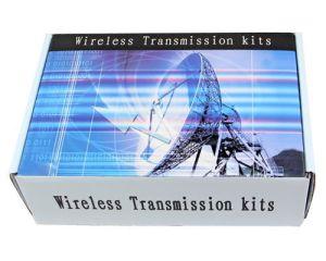 2.4GHz 2W Wireless CCTV Audio Video AV TV Signal Transmitter Sender Receiver pictures & photos