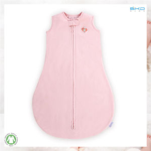 Plain Cotton Baby Garments Velour Baby Sleeping Sack pictures & photos