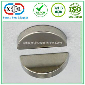 Half Round Customized Round Magnet pictures & photos