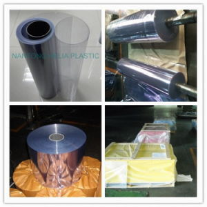Transparent Rigid PVC Sheet by Pieces or Rolls pictures & photos