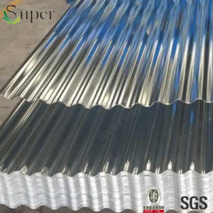 Corrugated Steel Sheet Metal Roofing for Buildings Materials pictures & photos