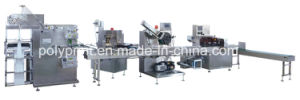 Wet Napkin Tissue Packing Machine pictures & photos