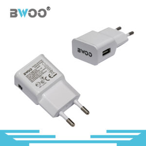 High Quality 5V2a Single USB Travel Power Charger pictures & photos