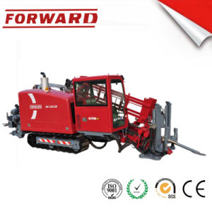 Horizontal Directional Drilling Rig Trenchless Drilling Machine with Thrust-Pullback Force of 330kn
