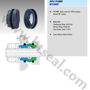Apv Pump Seal (BTOWP) pictures & photos