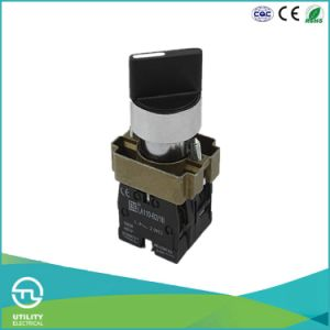 Electrical Short Handle Turn Button La110-B2-Bd41 Switch pictures & photos