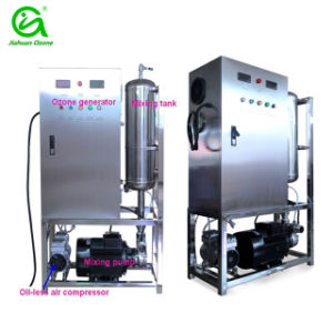 Industrial High Concentration Ozonated Water Ozone Generator for Food pictures & photos