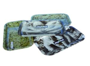 0.35mm High Quality Custom Tin Rolling Tray pictures & photos