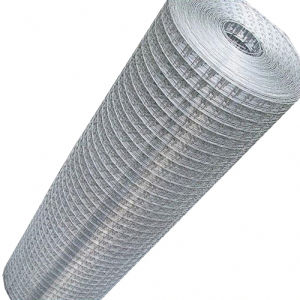 China Manufacturer Supplier Hot DIP Galvanised Steel Welded Wire Mesh pictures & photos
