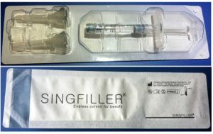 Hyaluronic Acid Filler Dermal Filler Injection for Lip Enhancement pictures & photos