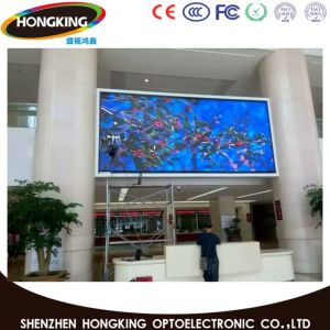 Imported Materials 100000h Life Times Indoor LED Display pictures & photos