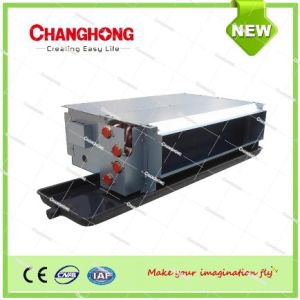 4 Pipes 3+1 Rows Water Chilled Concealed Fan Coil Unit Air Conditioner pictures & photos