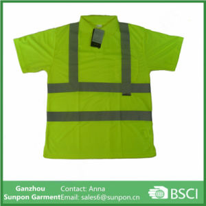Class 2 High Visibility Polo Shirt pictures & photos
