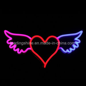 5201314 LED Neon Light Love Confession Decoration Wedding Ceremony Light pictures & photos