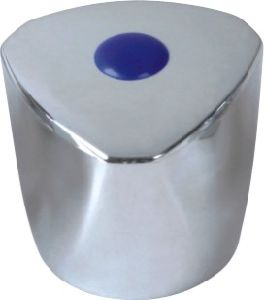Faucet Handle in ABS Plastic With Chrome Finish (JY-3040) pictures & photos