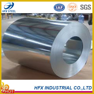 Hot Diped Zinc Coated Galvanized Coil for Roofing Sheet pictures & photos