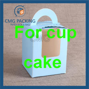 Custom Printing Cup Cake Box with Cup Insert pictures & photos